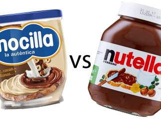 ¿Nocilla o Nutella?