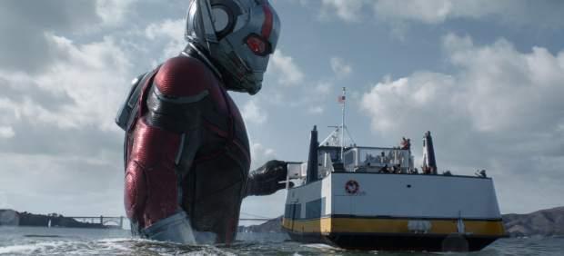 Crítica de 'Ant-Man y La Avispa': Un interludio cómico y ligero en la epopeya Marvel