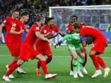 Inglaterra se clasifica a cuartos del Mundial