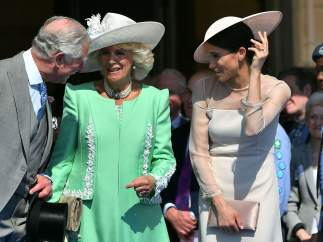 El príncipe Carlos le ha puesto un apodo a Meghan