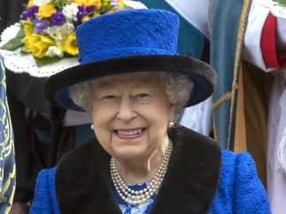 La reina es la más rica de la familia real