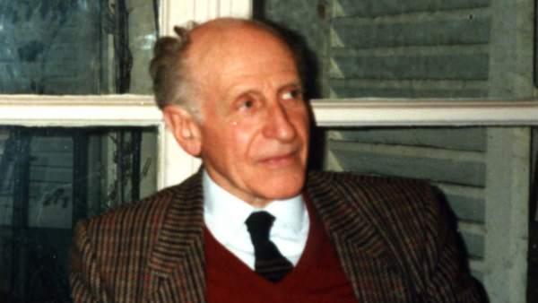 El poeta y escritor francés Georges-Emmanuel Clancier.