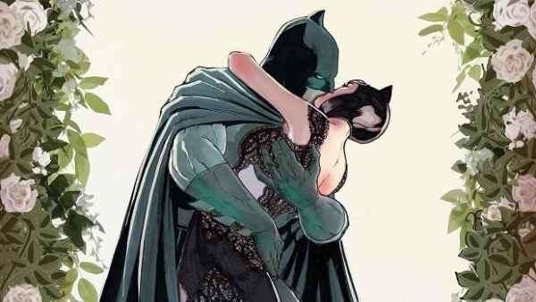 La boda de Batman y Catwoman, por Tom King y Mikel Janín.