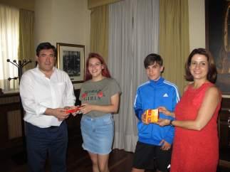 Nota Premios Concurso Eslogan Saludable