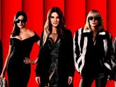 El reto de las chicas de 'Ocean's 8' y otras versiones en femenino
