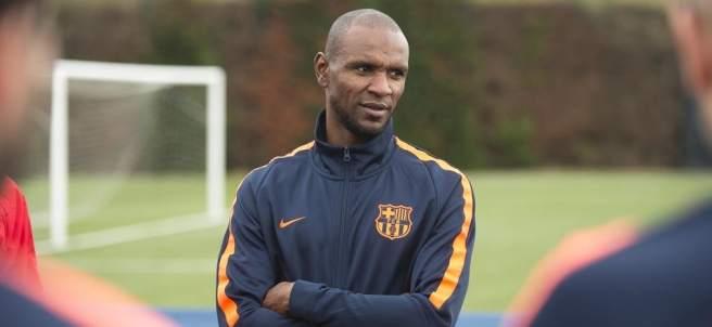 Eric Abidal, secretario técnico FC Barcelona