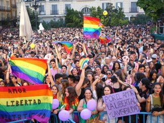 'Amor, libertad y visibilidad'