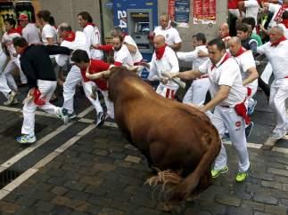 Recorrido de los encierros de San Fermín: horarios, accesos y normas