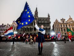 'Ommegang' de Bruselas