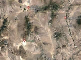 13 lugares prohibidos que Google Maps no te deja ver
