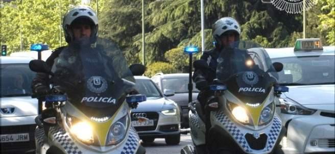 Policía Muncipal de Madrid