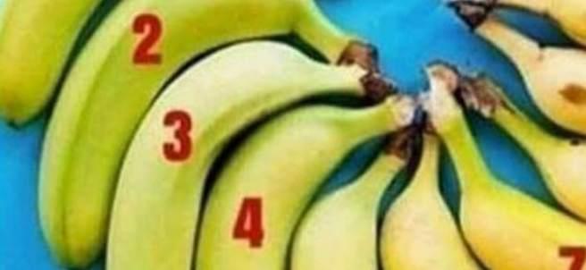 El plátano perfecto