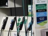 Llenar un depósito de 55 litros de gasolina cuesta 73,09 euros,mientras que un depósito de un vehículo de gasóleo cuesta 67,65 euros