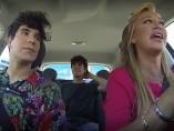Los Javis durante el programa 'Belén a bordo'.
