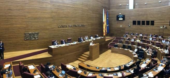 Barceló comparece en Les Corts