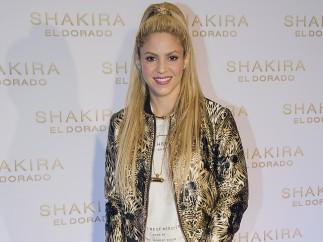 Shakira (Archivo)
