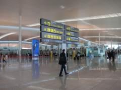 Las tormentas provocan retrasos en el aeropuerto de Barcelona
