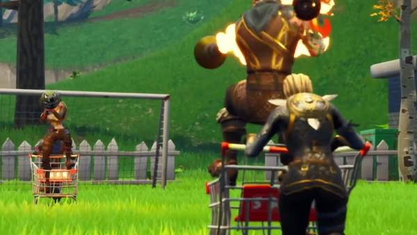 "'Fortnite', en modo ""Playground"""