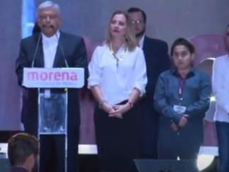 Hijo de López Obrador