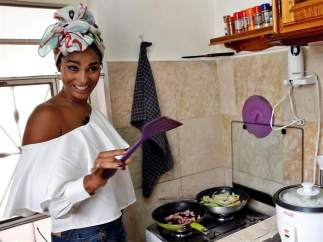 Katty Fresneda, hermana de Ketty, de Masterchef