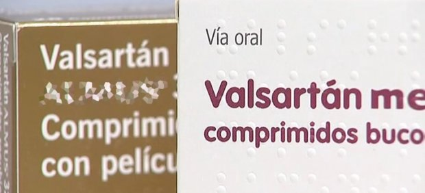 Valsartán