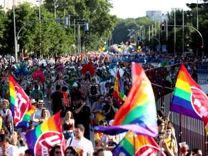 Manifestación del Orgullo Gay