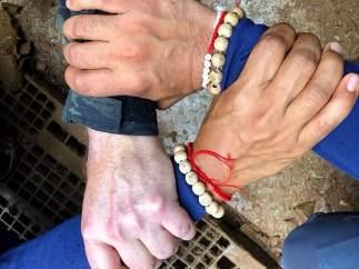 El agónico rescate de los niños atrapados en una cueva en Tailandia