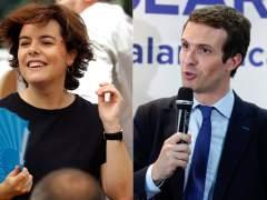 Los candidatos a presidir el PP cierran hoy campaña en Madrid