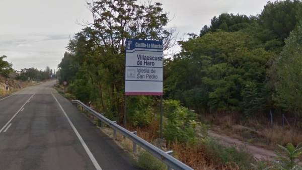 El incidente ha tenido lugar en la N-420 a la altura del kilómetro 354.