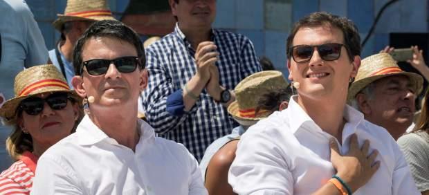 Valls, la estrella de la izquierda francesa que emigra para dar la batalla a Colau