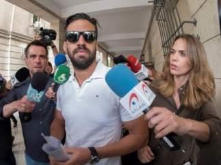 Destinan por error a Ibiza al guardia civil de la Manada