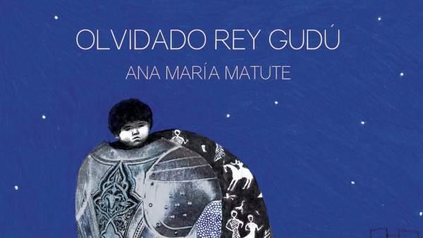 Portada del libro 'Olvidado Rey Gudú' de Ana María Matute según Ana Penyas