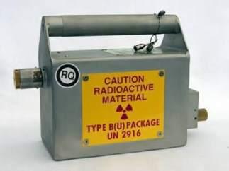 Material radiactivo