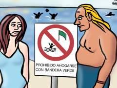 Prohibiciones playeras