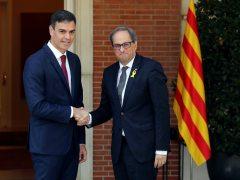 Cuatro presidentes autonómicos cobran más que Pedro Sánchez y Torra, casi el doble