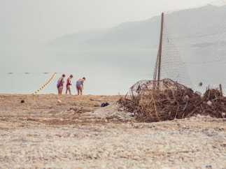 Fotografía del proyecto 'Ha Aretz', de Roger Grasas.