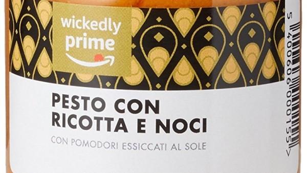 Pesto nueces Amazon