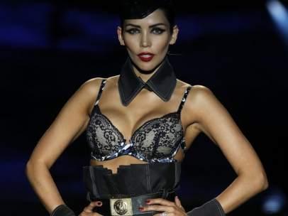 Rosanna Zanetti, en la Mercedes-Benz Fashion Week Madrid