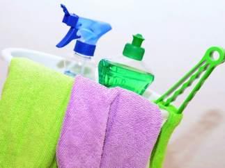 Alternativas al amoniaco para desinfectar el hogar