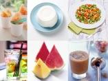 Alimentos veraniegos