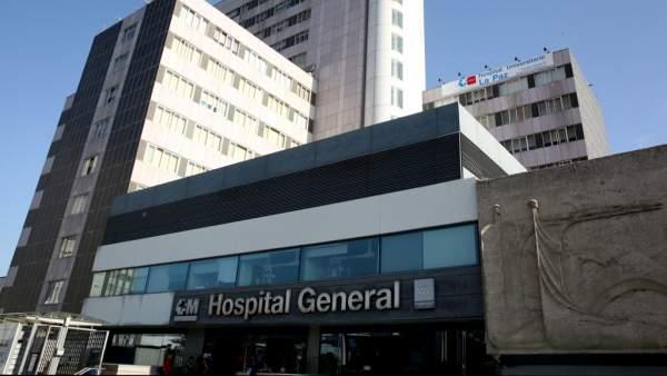 El hospital madrileño de La Paz, en una imagen de archivo.