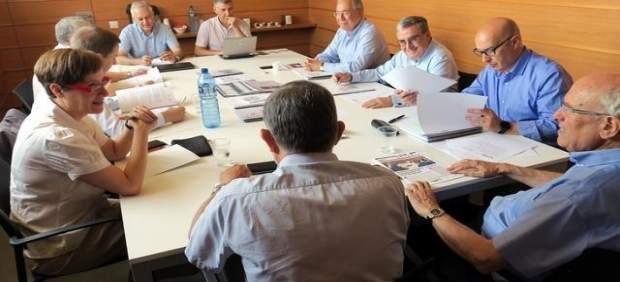Consejo de administración del Parque Científico de Lleida