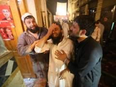Atentado suicida en Pakistán