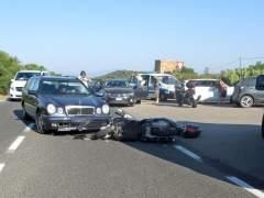 Accidente de George Clooney
