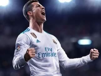 Cristiano Ronaldo en la portada del FIFA