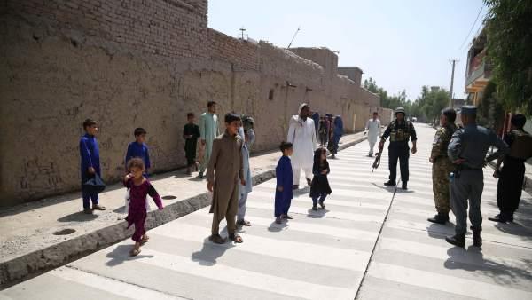 Ataque en Afganistán
