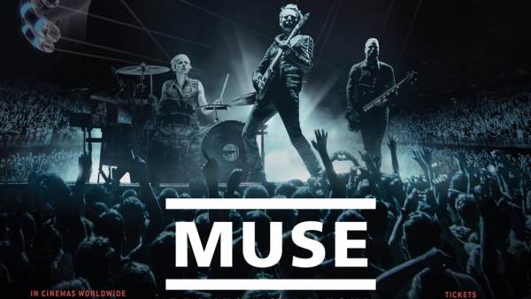 Muse Drones World Tour cine