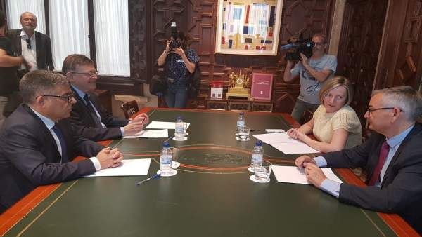 Josep Vicent Boira, nou comissionat del Corredor Mediterrani