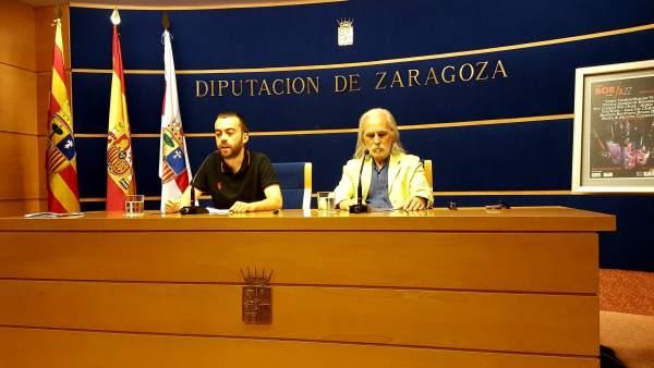 Presentación del XVIII festival Borja en Jazz