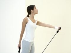 Consejos para entrenarse con las cintas elásticas evitando lesiones